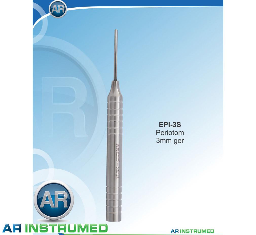 Dental Periotome 3mm Str Flexitip
