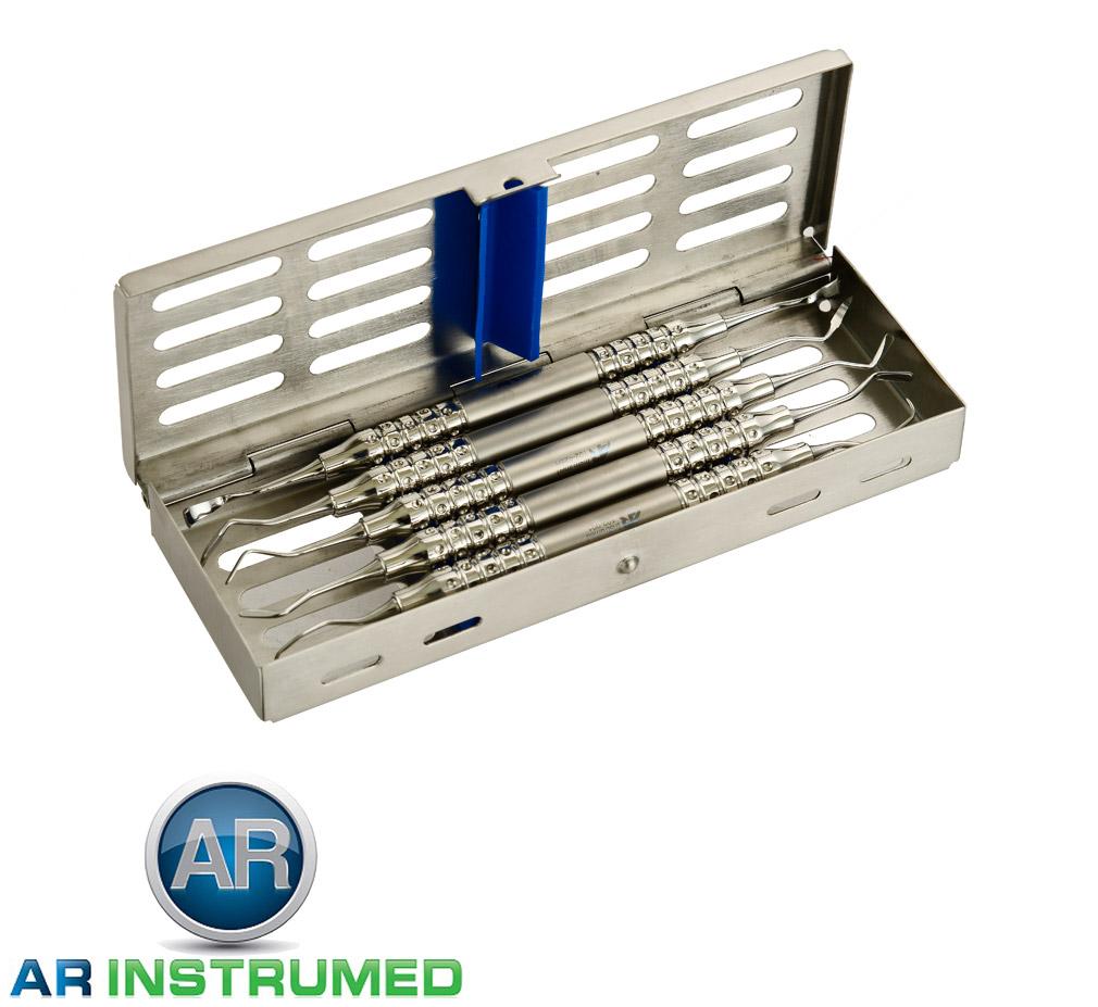 Dental Sterilization Cassettes Hold 5 Pcs