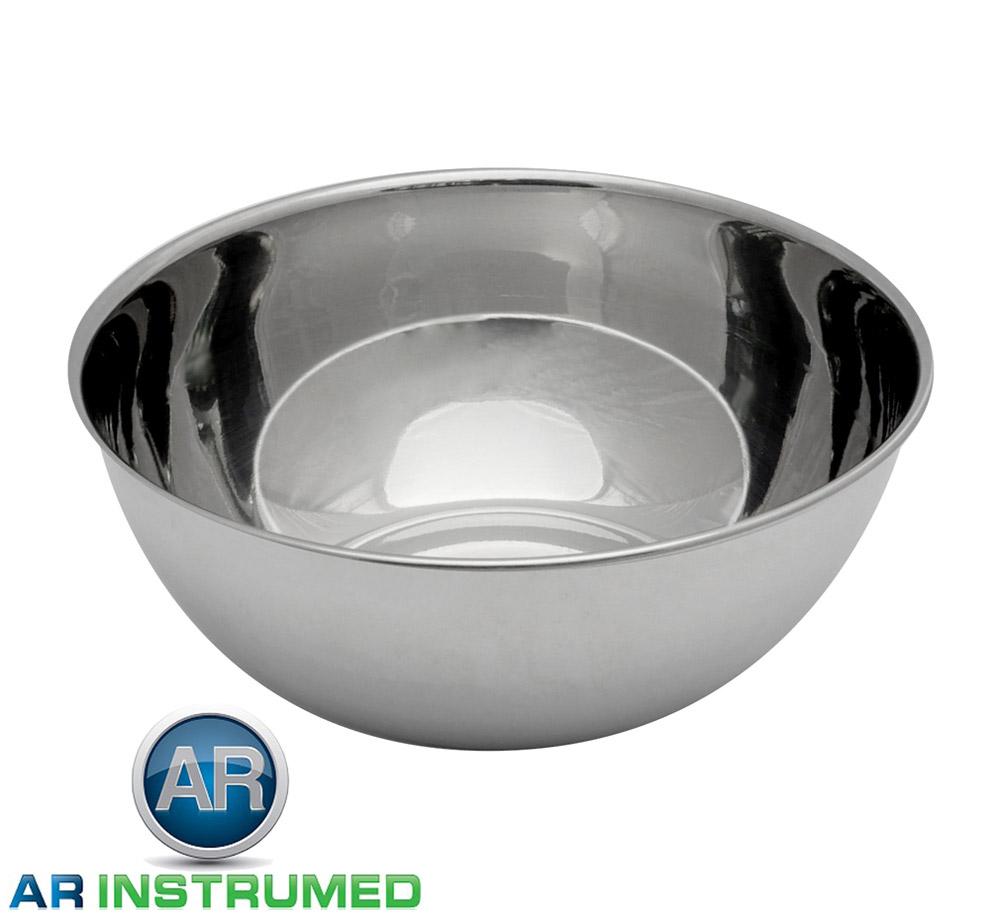 Dental Stainless Steel Mixing Bowl Large